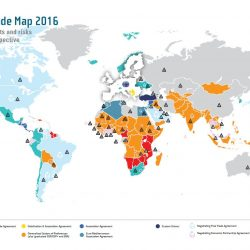 New global trade map 2016 supply chain movement new global trade map 2016 gumiabroncs Gallery