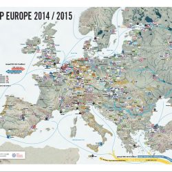 2015 Map Of Europe.New Download Scm Map Europe 2014 2015 Supply Chain Movement