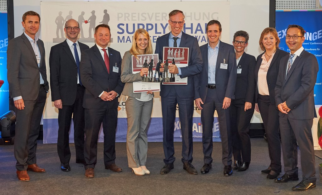 managing an award winning supply chain Latest procurement and supply chain news from supply management lessons from award-winning procurement africa lags behind in procuring and managing ppps.
