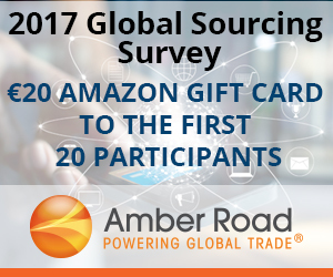 Participate in this 2017 Sourcing Survey!