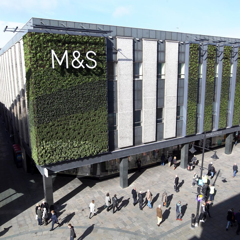 new supply chain strategy at old marks and spencers New york m & s p1 marks & spencer: a case study in international retailing ilan alon marks & spencer (m&s) marks and spencer followed a value price strategy from its inception, starting with.