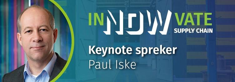 Keynote Paul Iske