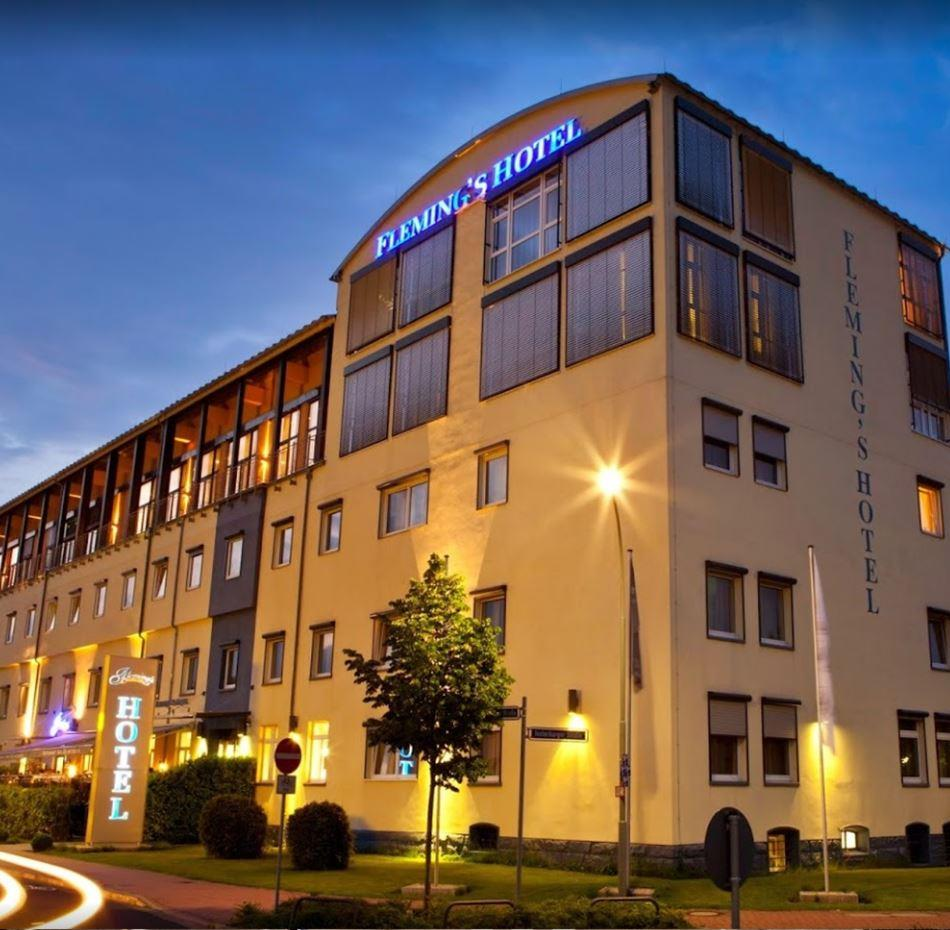 Frankfurt Flemings Hotel