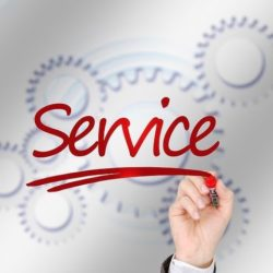 service measures