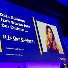 Data science is our culture