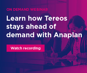 Anaplan Webinar on demand