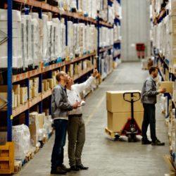 logistics space