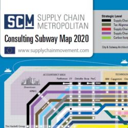 Consulting subway map Europe 2020