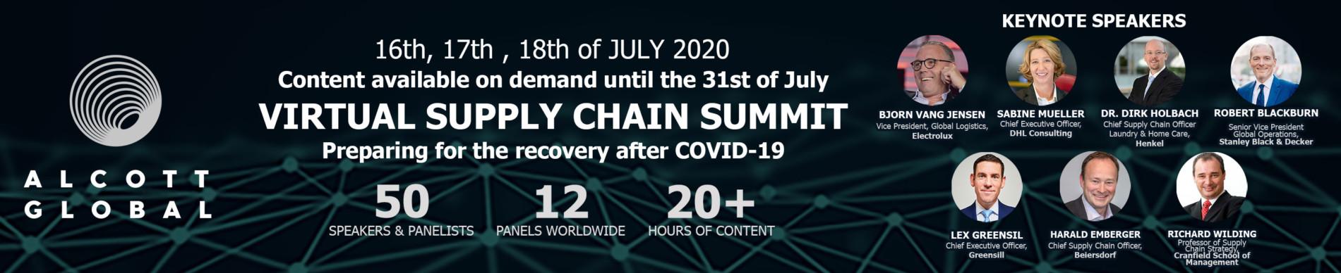 Alcott Global Virtual Supply Chain