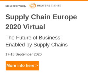 EFT Reuters Supply Chain Europe 2020 Virtual