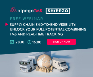 Free webinar Alpega: end-to-end visibility