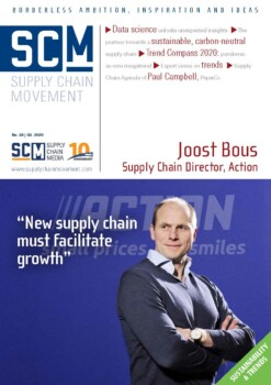 Cover Supply Chain Movement Q3