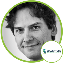 Bram Desmet, Solventure: 'Driving sustainable change and value through S&OP'