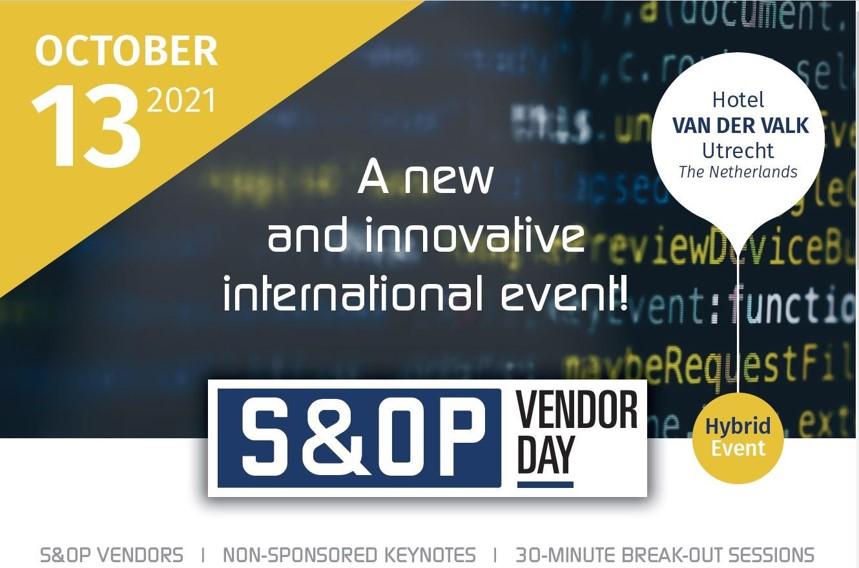 SOP Vendor Day 2021