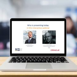 SCM Webinar with Oracle December 2020