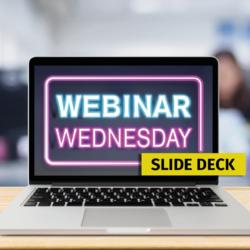 Slide deck