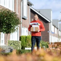 parcel deliveries