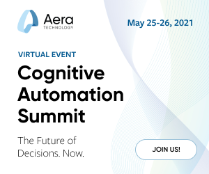Aera Technology Cognitive Automation Summit