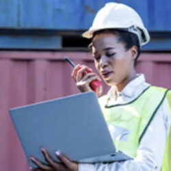 female supply chain professionals