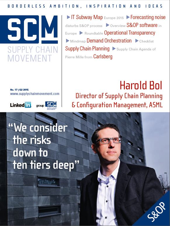 Supply Chain Movement 17 -Q2 2015