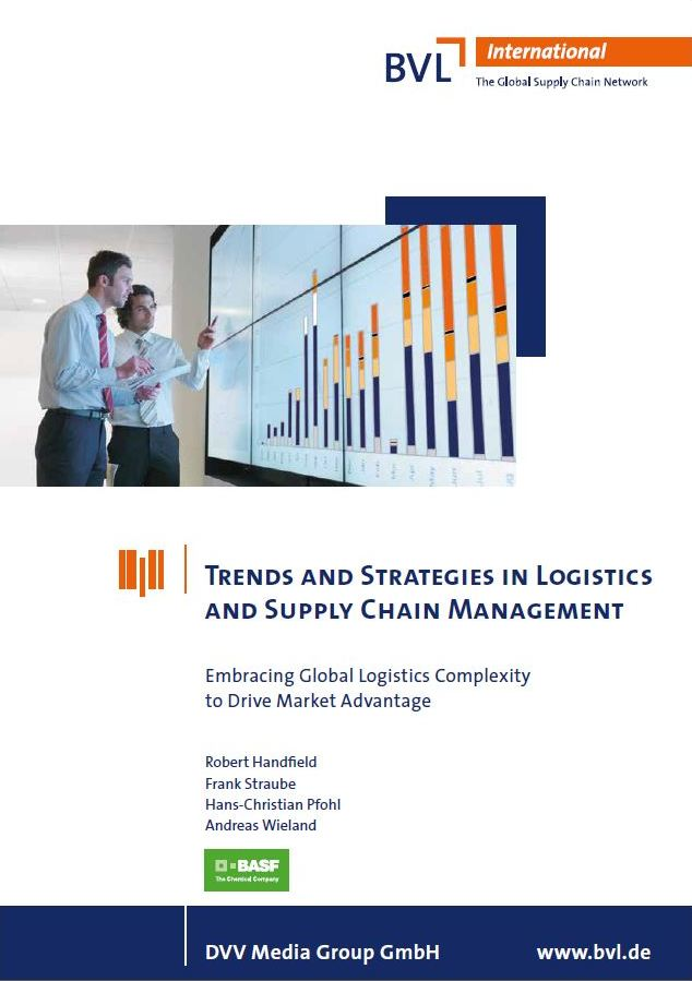 advantages of global logistics